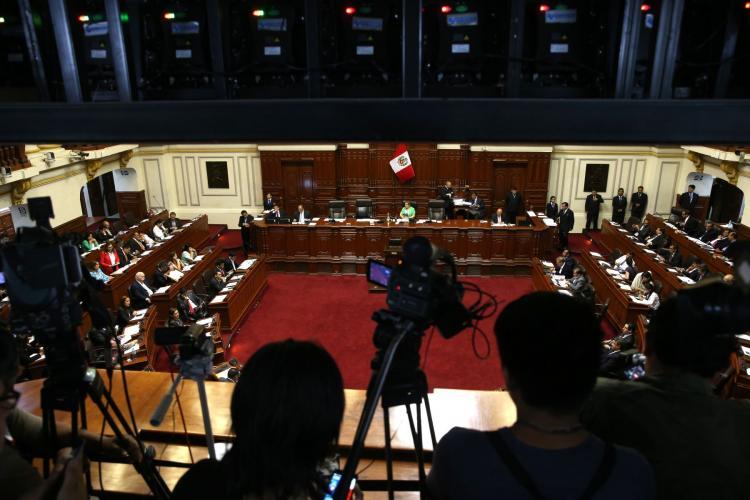 Ministro de Educación Jaime Saavedra fue censurado por el Congreso de la República con voto mayoritario de Parlamentarios Fujimoristas
