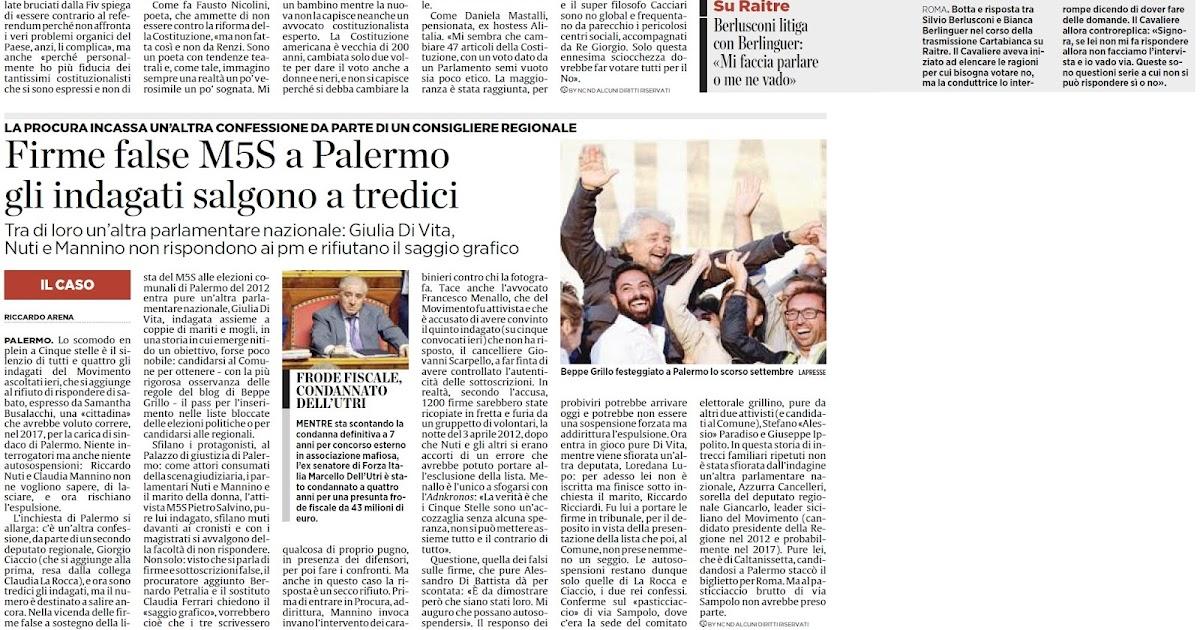 Alassiofutura roma verso il referendum arrabbiati e - Da roma porta verso il mare ...