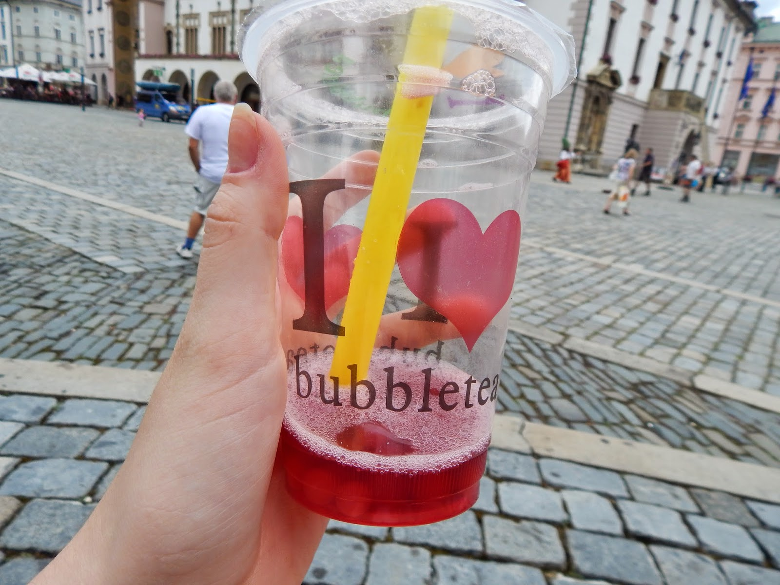 Bubble tea Formosa Olomouc