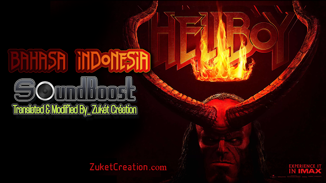Hellboy 2019 720p Bahasa Indonesia