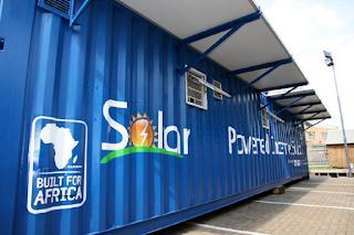 Samsung Solar Powered Internet School in Kenya, Africa