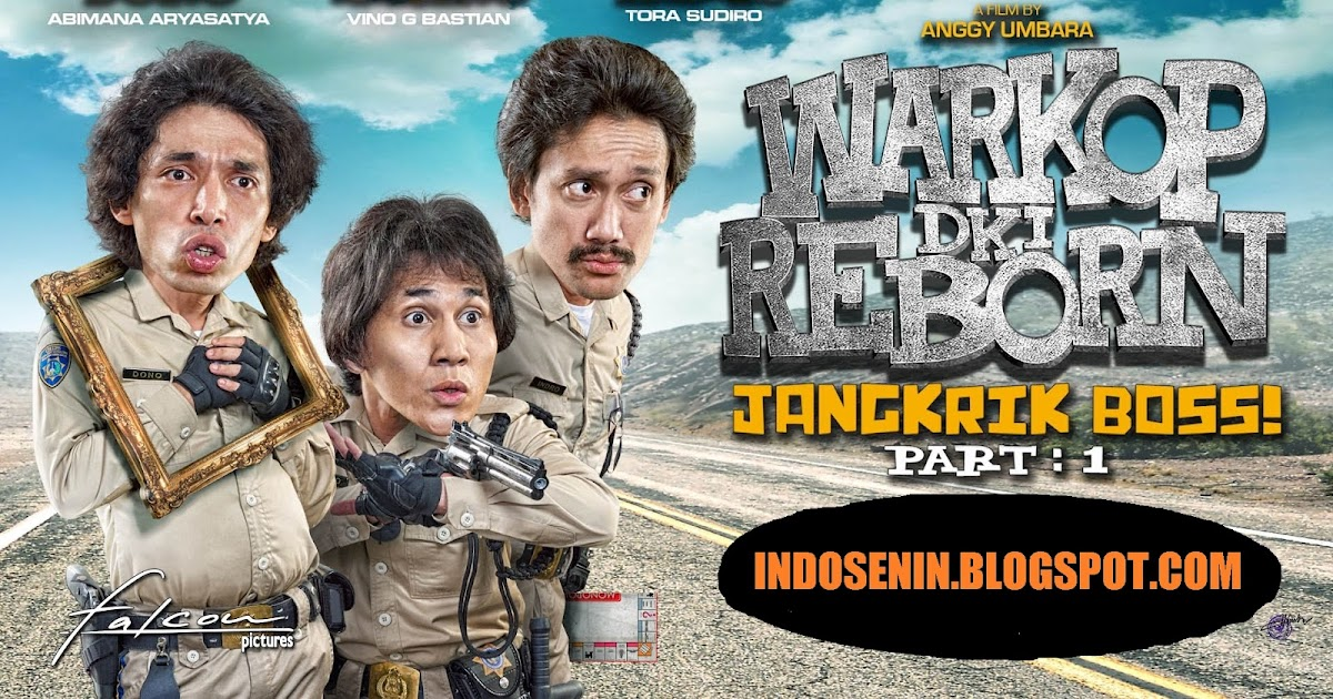 download video warkop dki reborn jangkrik boss part 1