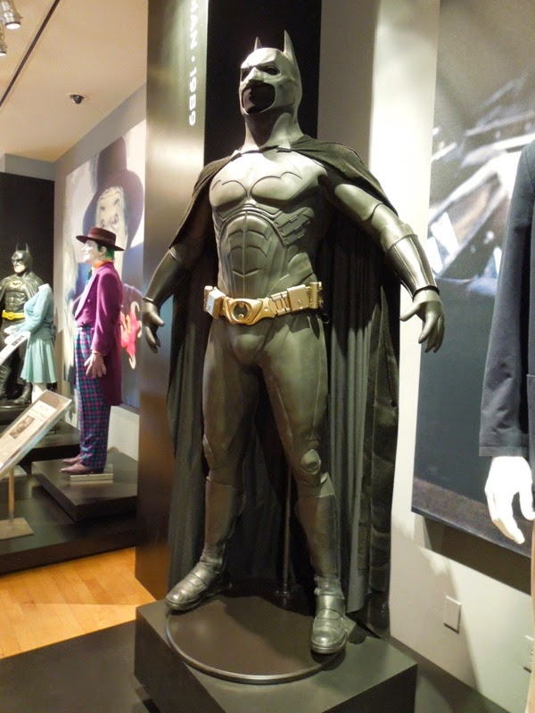 Christian Bale Batman Begins Batsuit costume
