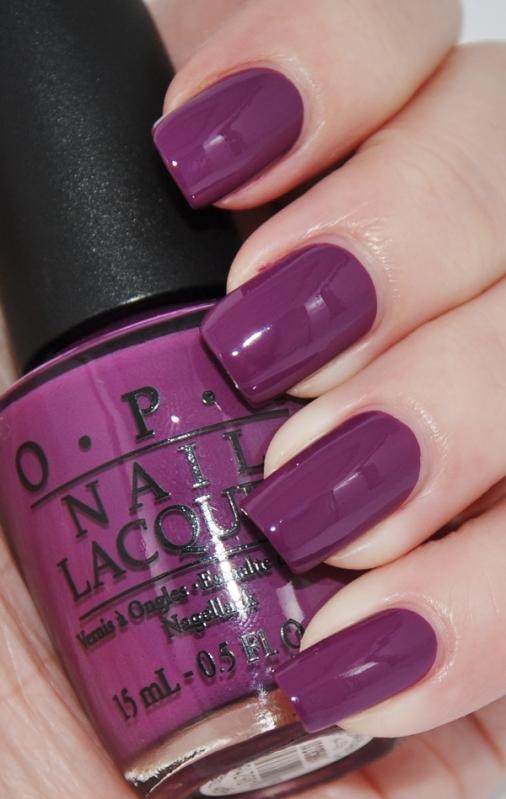 Crystaliciousss Mac Hailey Williams Lipstick Sounds Like: The Polish Parade: Pamplona Purple