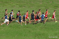 Crusaders 3K boys' race