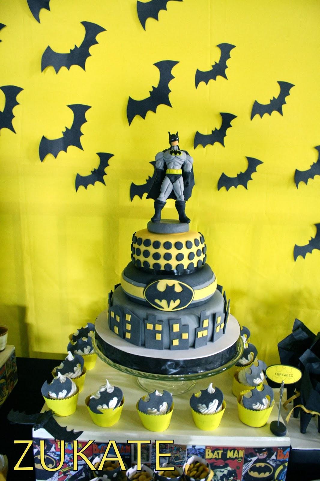 Fiesta De Batman Para Joaqu 205 N Zukate
