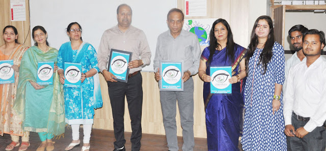 'World Water Day' celebrated at YMCA University