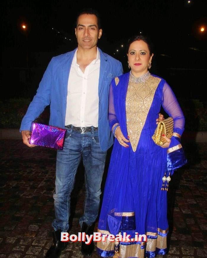 Sudhanshu Pandey, Mona Pandey, Nikitin Dheer, Kratika Sengar Wedding Pics