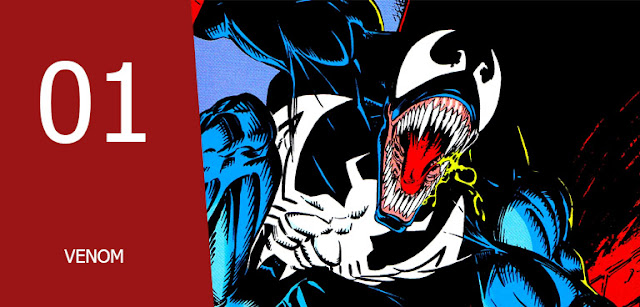siapa venom siapa carnage musuh terkuat spider-man