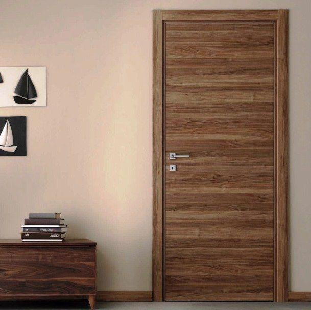 30 model pintu kamar tidur minimalis terbaru geser kayu