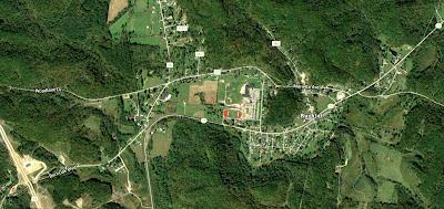 Buchtel OH from satellite