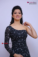 Telugu Actress Richa Panai Stills in One Shoulder Floral Long Dress at Rakshaka Bhatudu Movie Interview  0060.JPG