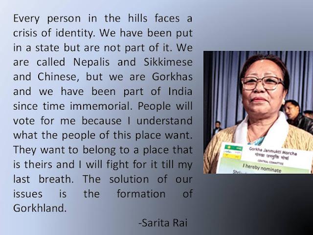 Can Sarita Rai Stop the Harka