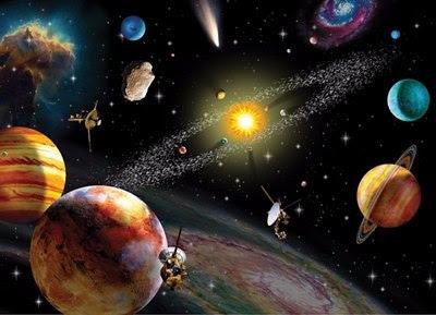 Pengertian dan Teori Terbentuknya Tata Surya