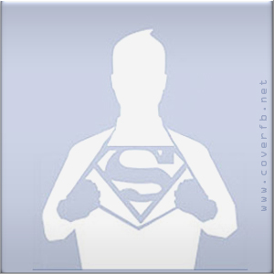 Superman Facebook profile picture