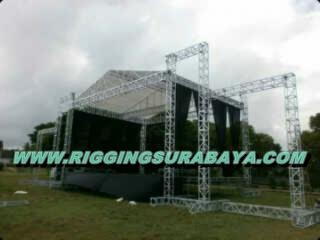 Jual PANGGUNG RIGGING Surabaya