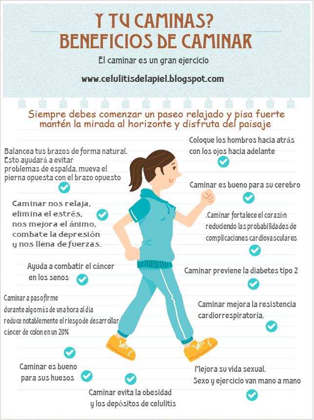Caminar diario te ayuda a bajar de peso