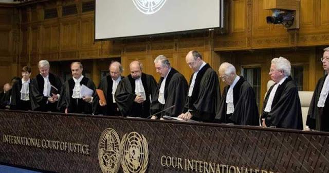 Tribunal de la Haya ordena a EE.UU. a que suspenda sanciones contra Irán