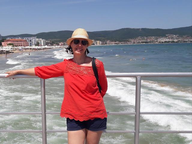 Silta Sunny Beachillä