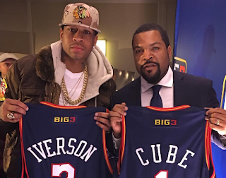 Allen Iverson is going to Play Again! Signed with Ice Cube