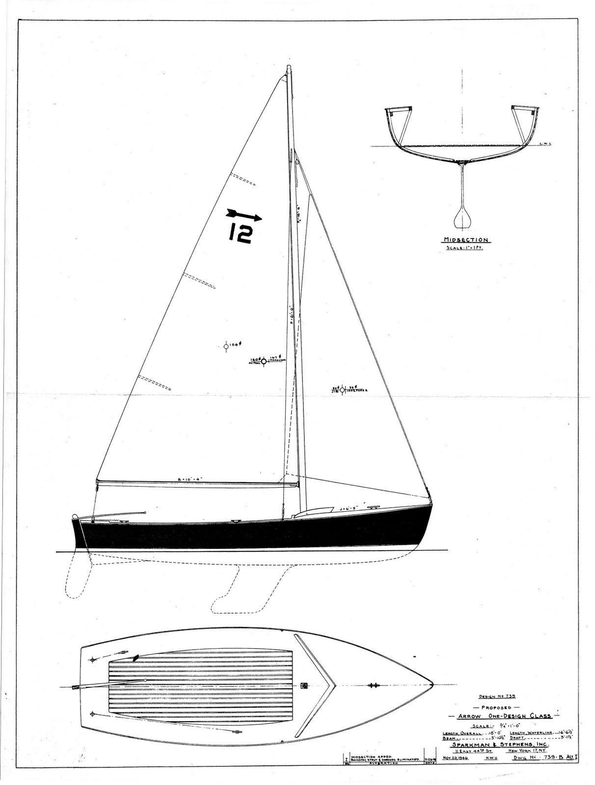 Plans for small boat keel Guide ~ KYK