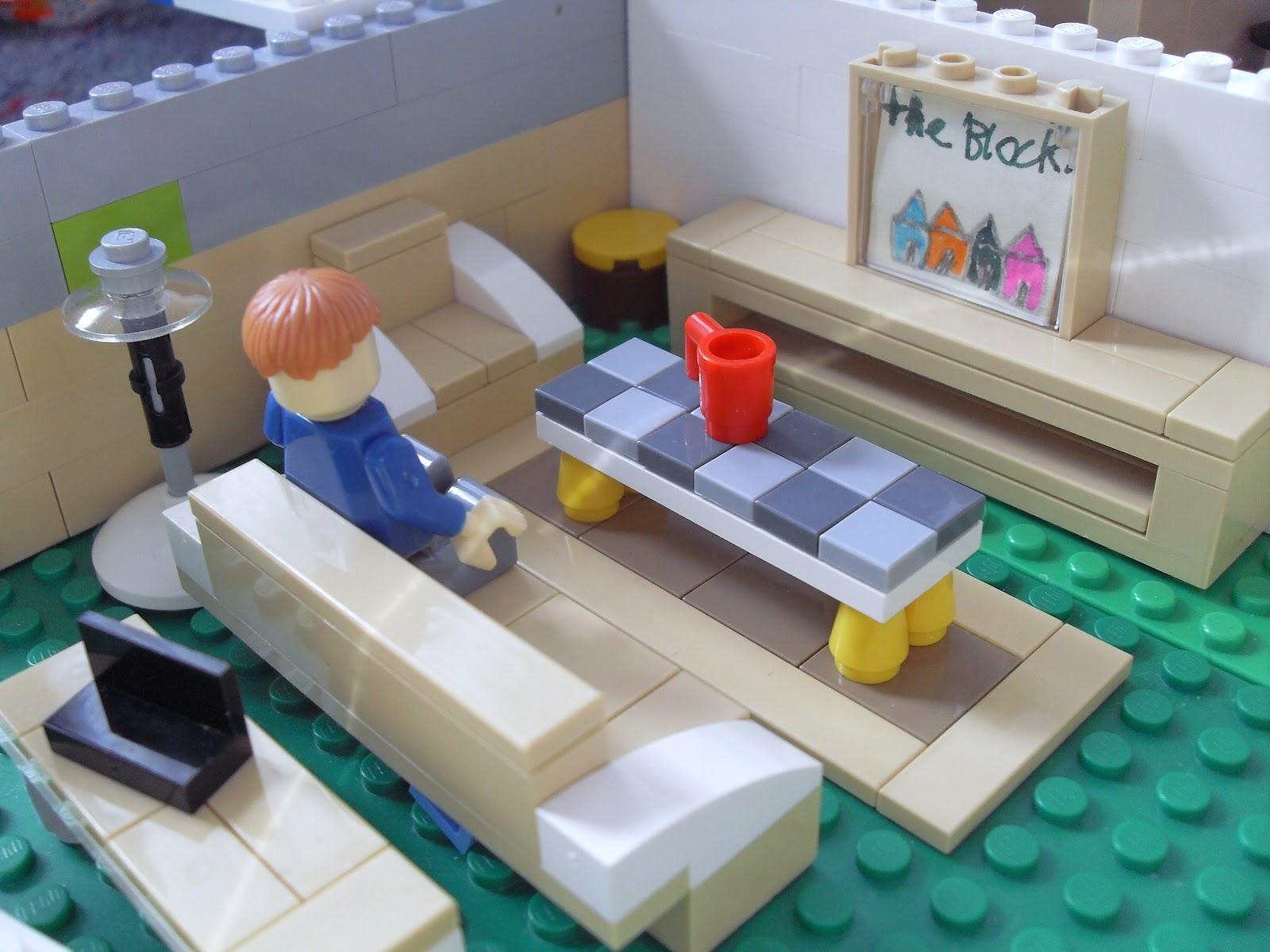 Lego House DOMESTIC MAMMA