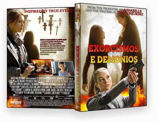 Exorcismos E Demonios 2018 – DVD-R