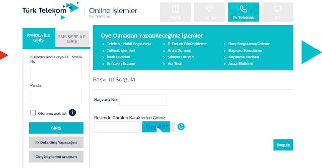 online-basvuru-sorgulama-turk-telekom-avea-ttnet
