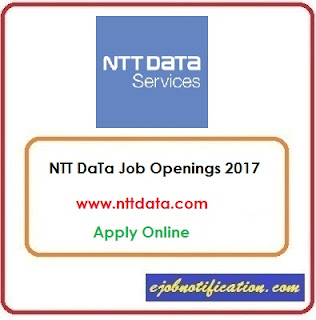 NTT Data Hiring Freshers System Engineer Jobs in Bangalore Apply Online