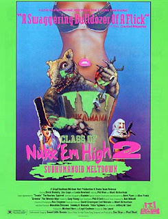Class of Nuke 'Em High 2: Subhumanoid Meltdown Movie Review