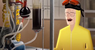 Do You Want to Build a Meth Lab? - Frozen x Breaking Bad Parodie ( 1 Video )