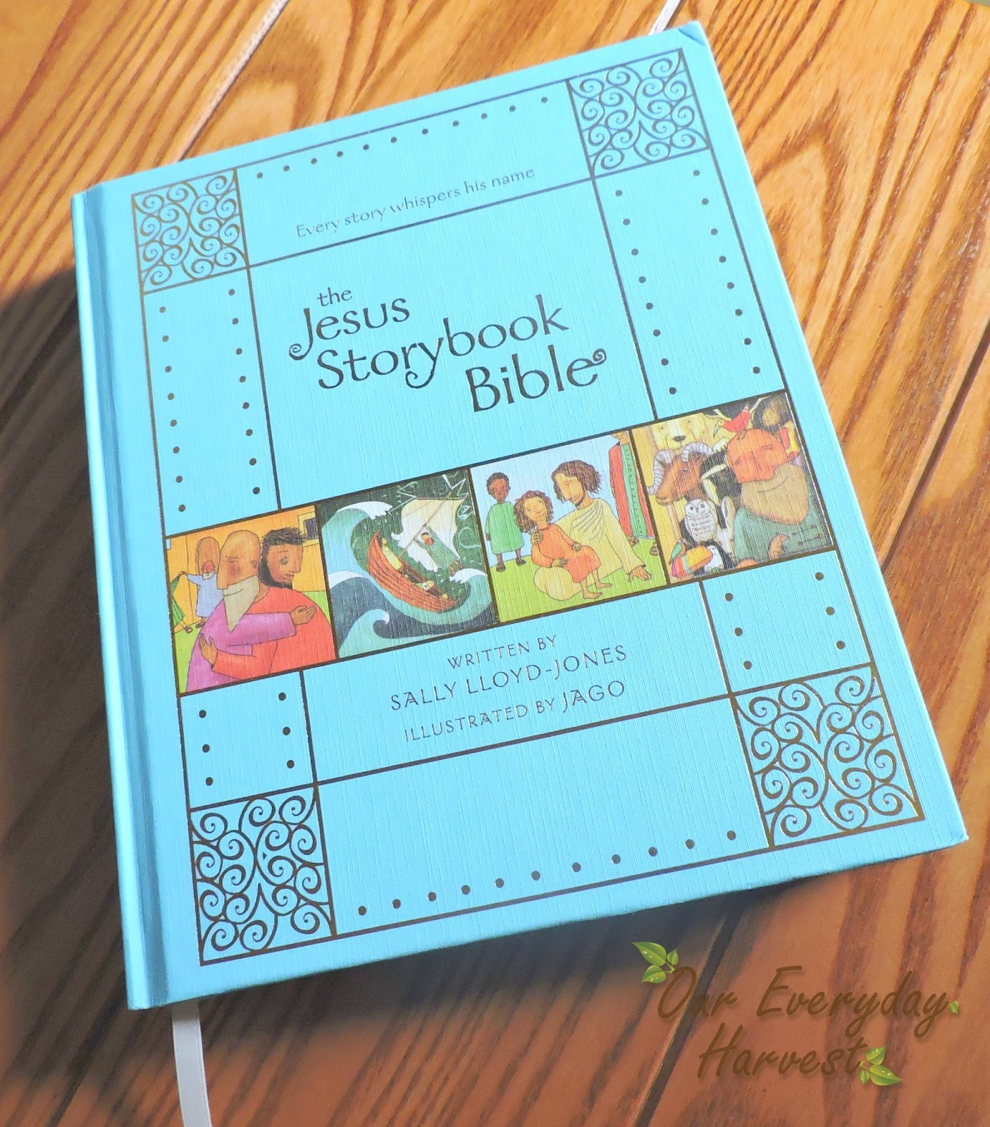 every story whispers his name the jesus storybook bible gift