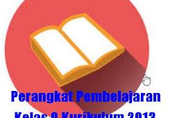 Perangkat Pembelajaran Kelas 9 Kurikulum 2013 Revisi
