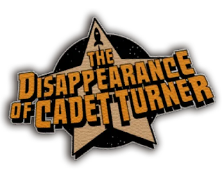 The Disappearance of Cadet Turner logo