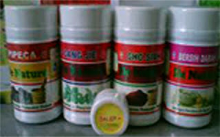 Obat Herbal Herpes De Nature Indonesia