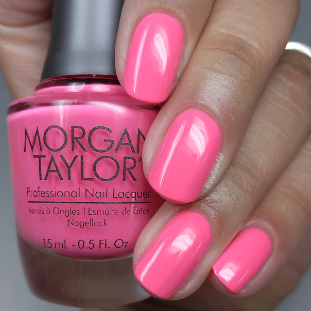 Morgan Taylor - Pretty as a Pink-Ture