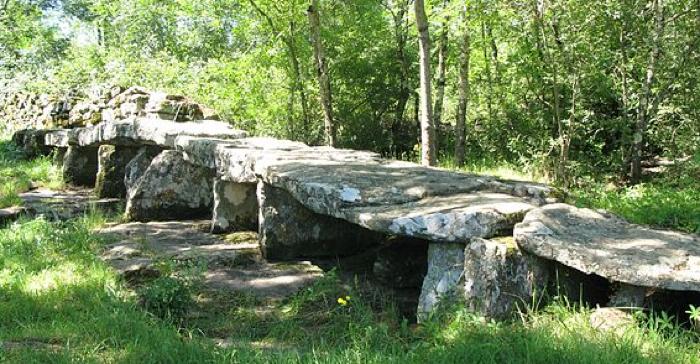 pont mégalithique