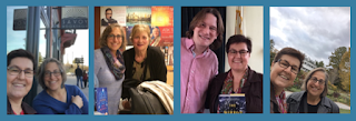 Book Cougars Podcast - Chris Wolak and Emily Fine (WildmooBooks)