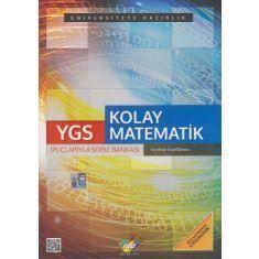 FDD YGS Kolay Matematik İpuçlarıyla Soru Bankası (2017)