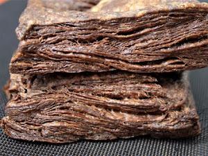 Pâte feuilletée facile et rapide au chocolat