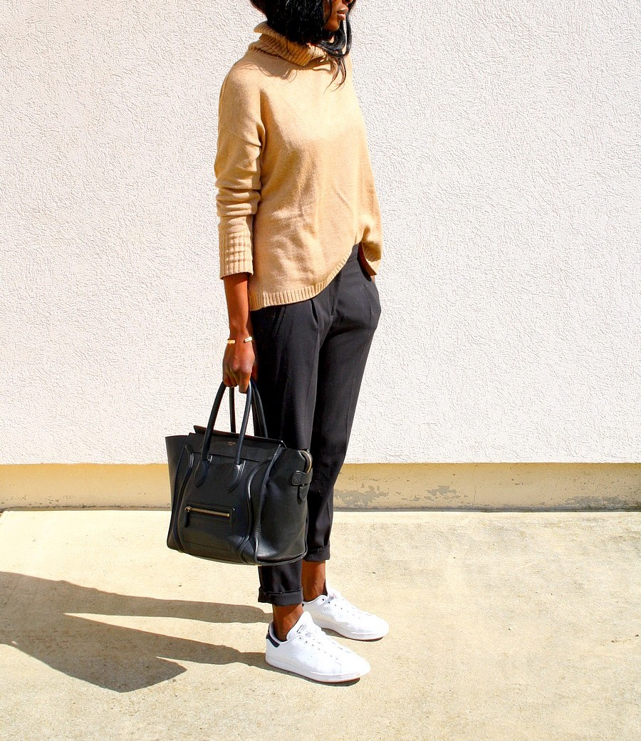 adidas-stan-smith-celine-luggage-pantalon-chic-zara-pull-etam-blog-mode