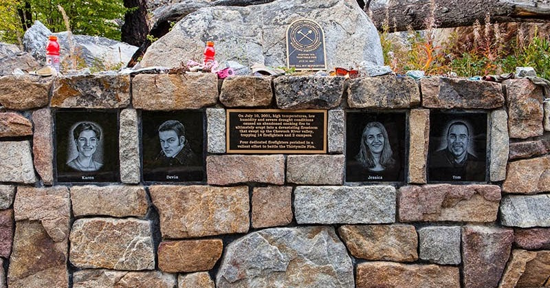 Don Geyer Current Events: Remembering the Thirtymile Fire ...