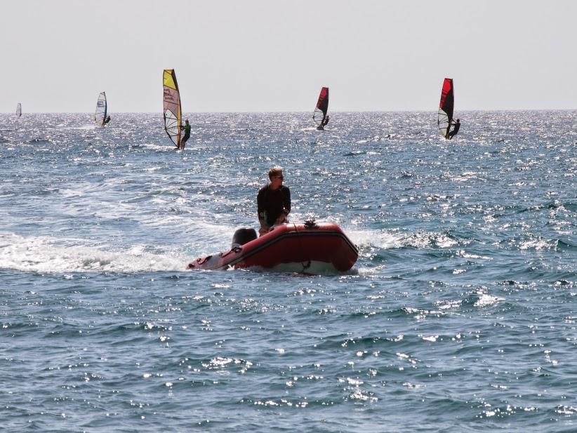 Wassersport Robinson Daidalos Kos
