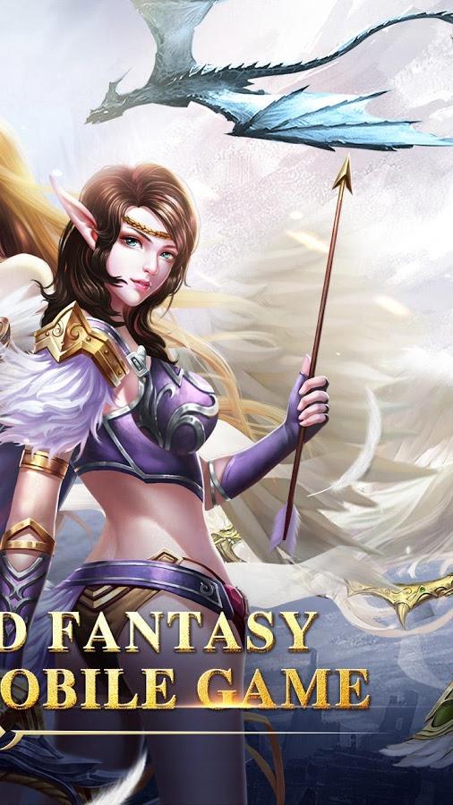 Honor Against Darkness MOD APK terbaru