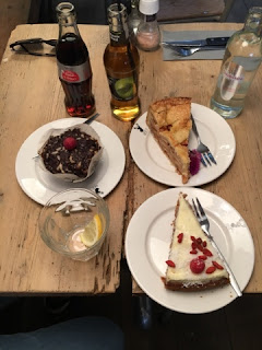 patisserie Amsterdam gateau cake
