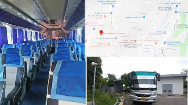 Info Damri Cikarang ke Bandara Soekarno Hatta