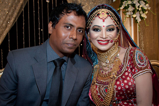 Model Glamour Gorgeous Reception Of Sadiya Jahan Prova -2878