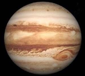 Planet Yupiter