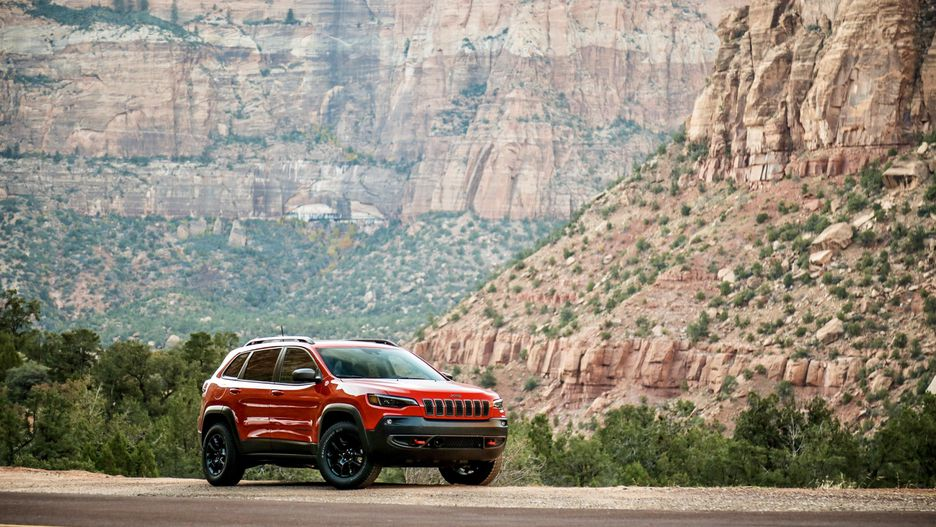 2019 Jeep Cherokee: Prettier And Turbocharged >> 2019 Jeep Cherokee Review Trends Videos