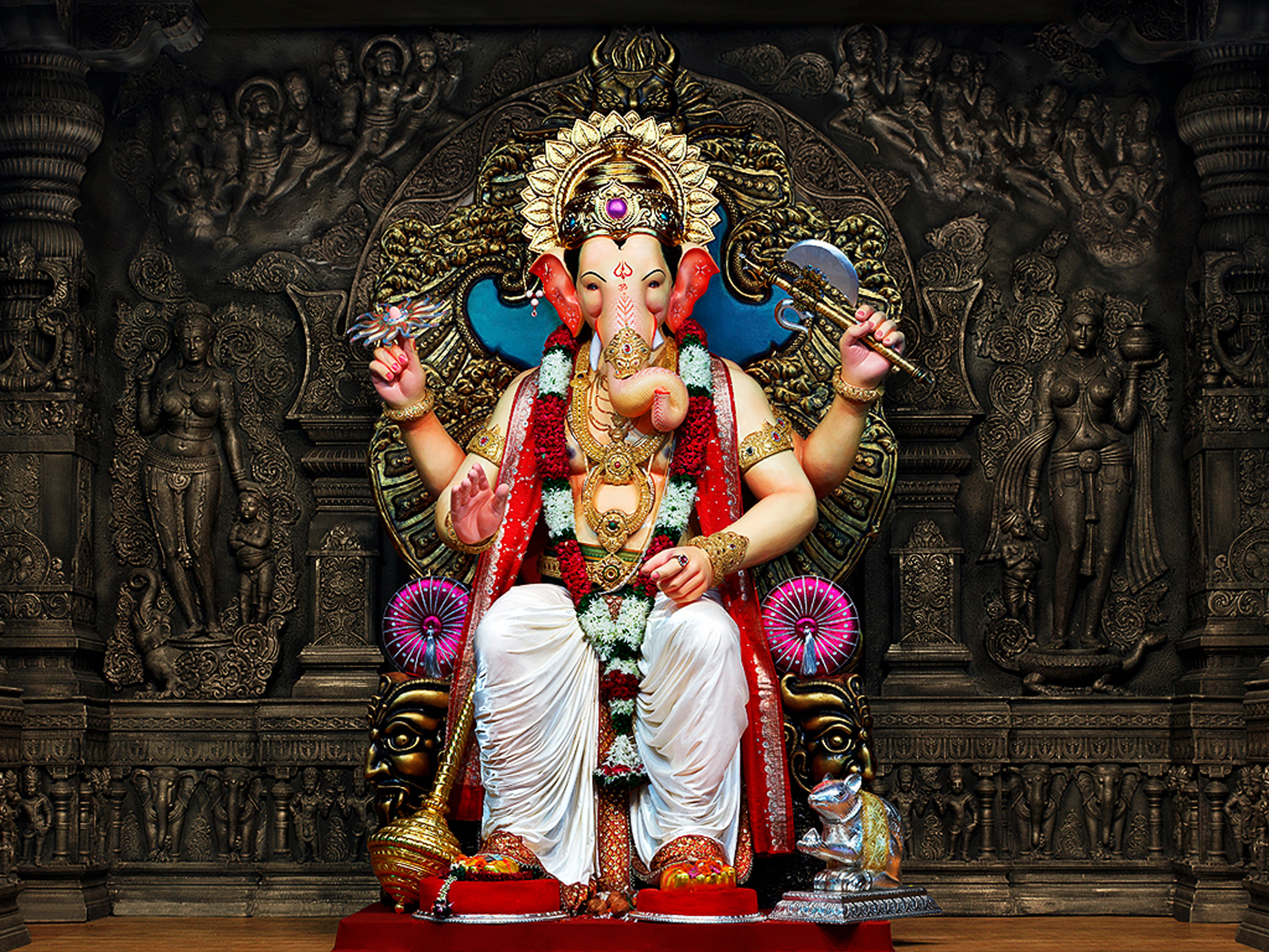 Lord Ganesha Hd Wallpapers: Mix Masala: November 2012
